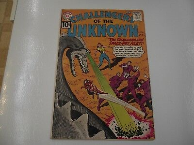 silver age Challengers of the Unknown #21