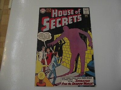 silver age House of Secrets #57