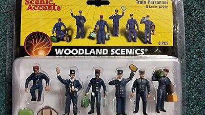 Train Personnel, Woodland Scenics WDS2722