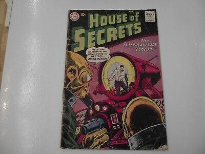 silver age House of Secrets #35