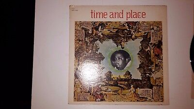 33T US   Press : LEE MOSES : TIME AND PLACE  ORIGINAL