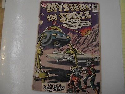 silver age Mystery in Space #45