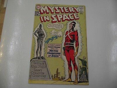 silver age Mystery in Space #79