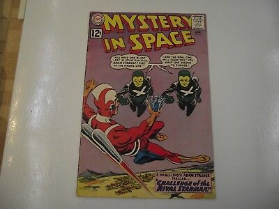 silver age Mystery in Space #76