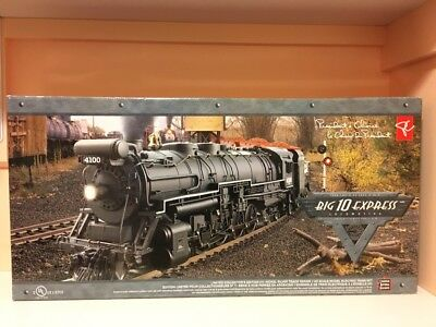 Unopened President's Choice Big 10 Express Train Set Collection
