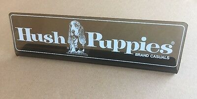 Hush Puppies Shoes Promotional Advertising Sign