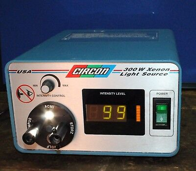 CIRCON 300 w endoscopy light source