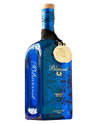 Bluecoat American Dry Gin 700ml 47% 94 proof