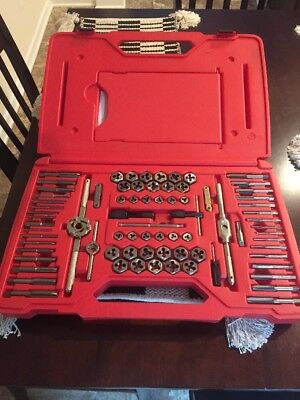 Mac Tools 76 Piece Tap And Die Set