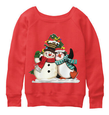 Cheap Ugly Christmas Sweaters Bellacanvas Womens Slouchy