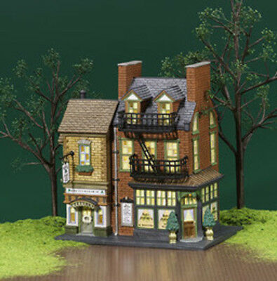 Department 56 Christmas in the City Katie McCabe's Restaurant & Books Retired