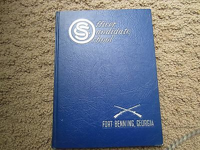 US Army Yearbook Officer Candidate School Fort Benning, Georgia 28 O.C. Company