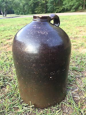 Rare Antique William O'Neal Baldwin County Mobile Alabama Southern Whiskey Jug