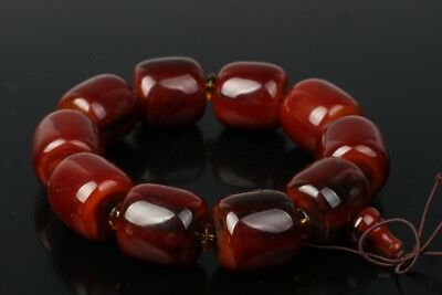 China Exquisite Hand-carved OX Horns beads Bracelets