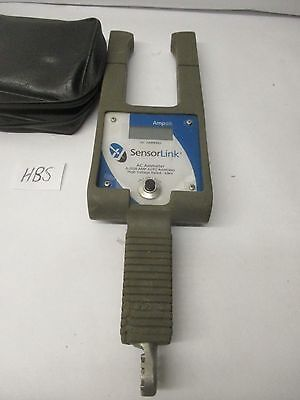 High Voltage Ammeter  Sensorlink 8-006  Amperemetre A Haute Tension