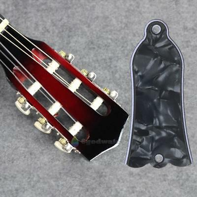 Guitars Truss Rod Cover for LP Les Paul/Gibson Guitar Accessory Black