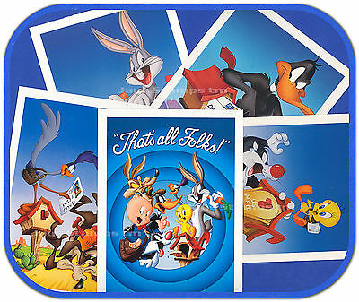 LOONEY TUNES  USPS  Postal Card  SET of 5  Bugs Porky Daffy Sylvester Roadrunner
