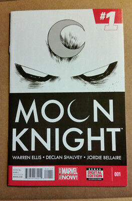 Moon Knight #1 1st Print All New Marvel Now 9.4-9.6