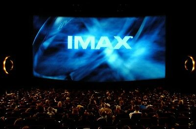 Melbourne IMAX Cinema Buy One Get One Free voucher complimentary