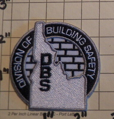 State of IDAHO Division of Building Safety (DBS) Patch              ***NEW***