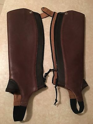 Ariat Womens Close Contact Chaps XS