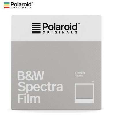 EXPIRED ! Polaroid Originals B&W Black & White Instant Film Image Spectra Camera