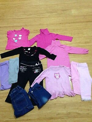 bulk girl clothes 12 items size 2 target cotton on carter's