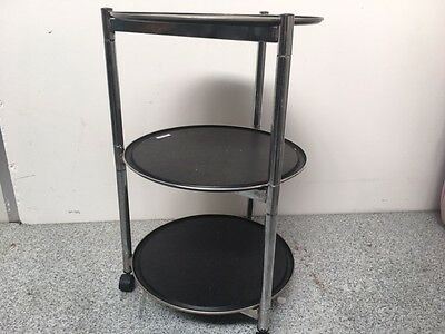 3 Tier Drinks Trolley