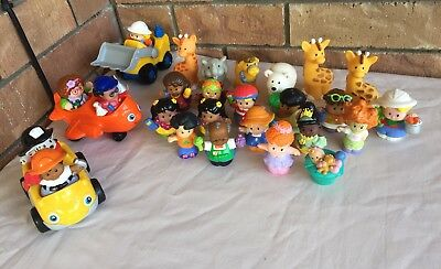FISHER PRICE Little People ASSORTED BULK LOT