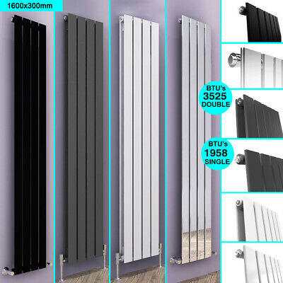 Radiator Vertical Horizontal Flat Panel Oval Column Traditional Designer Rads