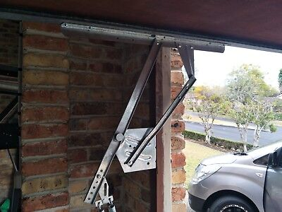 Double Garage Tilt Door (no track) A Pair of 200J Arm Compatible B&D Tilt-A-Door