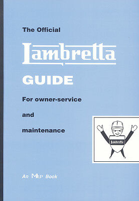 The Official Lambretta Guide