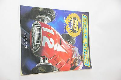 Scalextric Catalogue  - 48Th Edition - 2007