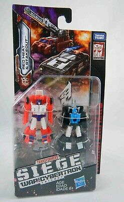 TransFormers WHEELIE Titans Return Legend Class HASBRO Figure NEW Sealed Pack