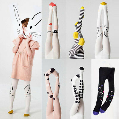Fashion Sweet Toddler Infant Baby Long Stockings Girls Kids Tights Stocks New