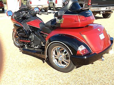 2015 Honda Gold wing  2015 Honda Goldwing Trike