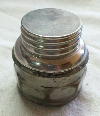 AUTO-LITE Spare Base for Miners Carbide Cap Lamp, Vintage Mining (Base only)