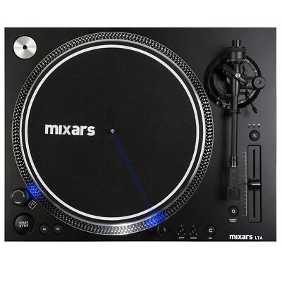 Mixars LTA High Torque Direct Drive Turntable with Straight-Arm NEW!!
