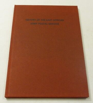 Philatelic literature History of East African Army Postal Service Rossiter/Proud
