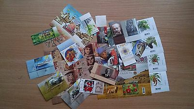 Ukraine COMPLETE FULL Year Set stamps 2016 blocks florafaunavegtransport/jews