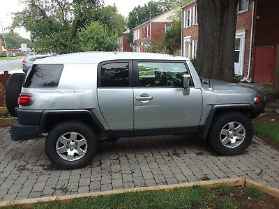 2007 Toyota FJ Cruiser  2007 fj cruiser PROJECT CAR! Blown Engine