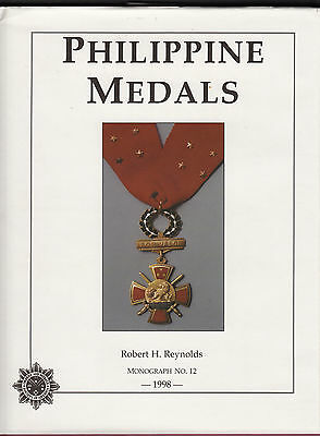 Buch Orden Ehrenzeichen & Medaillen Philippinen medals & decorations Phillipines