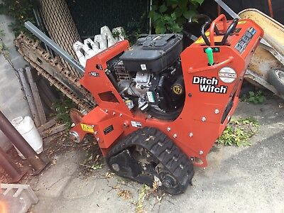 Ditch Witch C16X Trencher