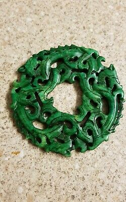 Magnificent perfect antique Chinese Jade Bi