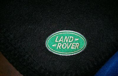 LAND ROVER  Auto Car SUV  Fleece Throw Blanket Present Gift Accessory LR2 RANGE