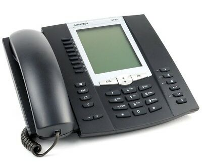 Systemtelefon AASTRA 6775 – DeTeWe OpenPhone 75 / Rechnung + MwSt.
