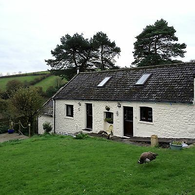 RAINBOW COTTAGE HOLIDAY WALES, 4 nights for 2, RURAL, GR8 BASE, BEACHES, HOT TUB