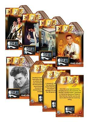 """Elvis Presley Die-Cut Collectable Bell NEW TCB /""""Taking Care of Business/"""""""