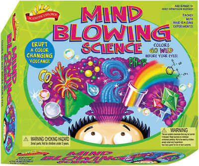 Scientific Explorers Mind Blowing Science Kit  A221