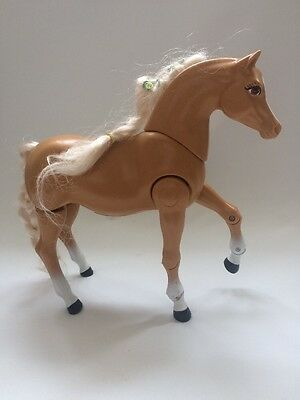 Vintage Mattel Barbie Walking Horse 1993 - Batteries Required - Working